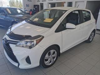 Used 2015 Toyota Yaris for sale in Sherbrooke, QC