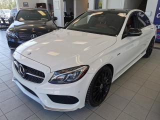 Used 2016 Mercedes-Benz C450 C 450 AMG / 4MATIC / FULL /  CUIR / TOIT for sale in Sherbrooke, QC