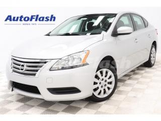 Used 2015 Nissan Sentra 'S' 1.8L *Bluetooth *Clean! for sale in St-Hubert, QC