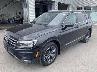 Used 2018 Volkswagen Tiguan Highline 2.0T 8sp at w/Tip 4M for sale in Gatineau, QC
