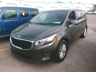 Used 2016 Kia Sedona LX PLUS - 8 PASS for sale in Châteauguay, QC