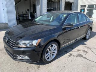 Used 2016 Volkswagen Passat Highline 1.8T 6sp at w/ Tip for sale in Gatineau, QC
