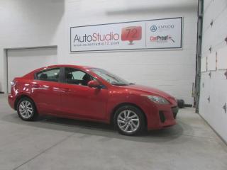 Used 2013 Mazda MAZDA3 Berline GS **AUTO**A/C**CRUISE**BLUETOOT for sale in Mirabel, QC