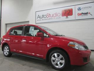 Used 2012 Nissan Versa 1.8S HATCHBACK **AUTO**MAGS**A/C** for sale in Mirabel, QC