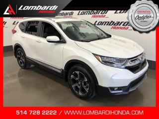 Used 2017 Honda CR-V TOURING|AWD|NAVI|CUIR| for sale in Montréal, QC