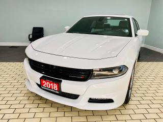 Used 2018 Dodge Charger SXT PLUS I LEATHER ISUNROOF I PUSH STRAT $23999 for sale in Brampton, ON