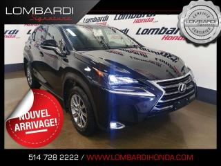 Used 2017 Lexus NX 200t AWD|CUIR|CAM| for sale in Montréal, QC