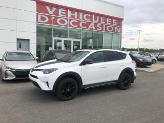 Used 2018 Toyota RAV4 * TRAIL * TOIT * 51 000 KM * MAGS * for sale in Mirabel, QC