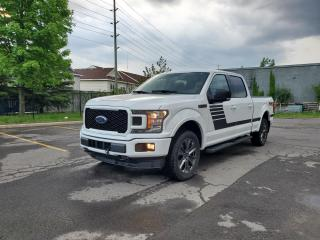 Used 2018 Ford F-150 XLT,XLT for sale in Ottawa, ON