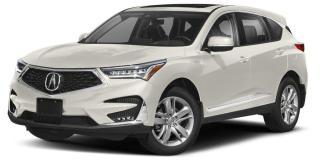 New 2020 Acura RDX Platinum Élite for sale in Burlington, ON