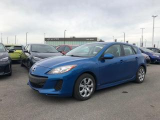 Used 2012 Mazda MAZDA3 * 95 000 KM * AUTOMATIQUE * AIR * for sale in Mirabel, QC