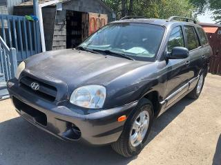 Used 2006 Hyundai Santa Fe for sale in Laval, QC
