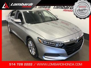 Used 2019 Honda Accord LX|AUTOMATIQUE|CAM| for sale in Montréal, QC