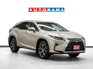 Used 2016 Lexus RX 350 AWD NAV LEATHER SUNROOF BACKUP CAM for sale in Toronto, ON