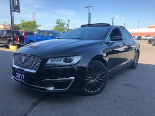 Used 2017 Lincoln MKZ Reserve RESERVE EDITION !! for sale in Hamilton, ON
