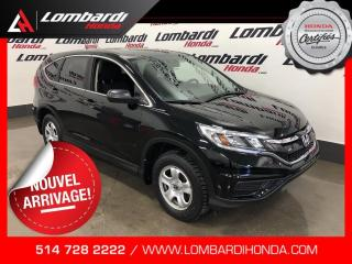 Used 2015 Honda CR-V LX|CAM|BLUETOOTH| for sale in Montréal, QC