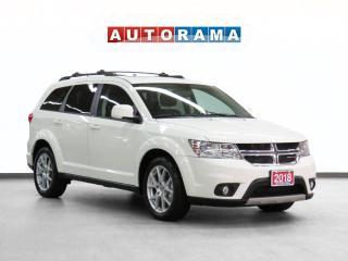 Used 2018 Dodge Journey GT AWD Leather 7 Passenger Heated Seats for sale in Toronto, ON
