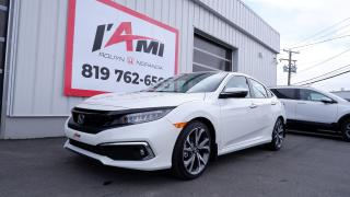 Used 2019 Honda Civic Touring for sale in Rouyn-Noranda, QC