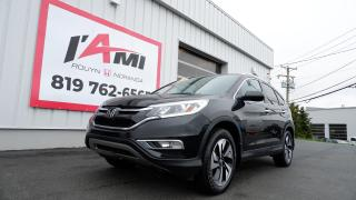 Used 2016 Honda CR-V AWD 5dr Touring for sale in Rouyn-Noranda, QC