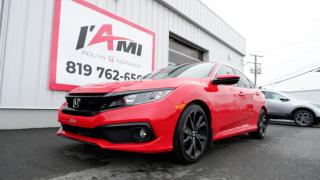 Used 2019 Honda Civic Sport for sale in Rouyn-Noranda, QC