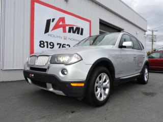 Used 2009 BMW X3 AWD 4dr 30i for sale in Rouyn-Noranda, QC