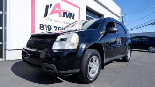 Used 2009 Chevrolet Equinox FWD 4DR LS for sale in Rouyn-Noranda, QC
