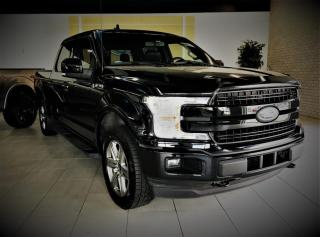 Used 2018 Ford F-150 LARIAT/502A - TECH - SPORT - 3.5L ECOBOO for sale in Drummondville, QC