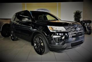 Used 2018 Ford Explorer XLT/SPORT - FULL - 20'' - CUIR/TOIT/GPS for sale in Drummondville, QC