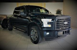Used 2016 Ford F-150 XLT/SPORT - CREW - V8 - CAMERA - 18'' for sale in Drummondville, QC
