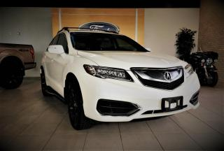 Used 2017 Acura RDX TECH - AWD/INTEGRALE - CUIR - TOIT - WOW for sale in Drummondville, QC