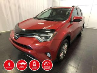 Used 2017 Toyota RAV4 LIMITED  for sale in Québec, QC