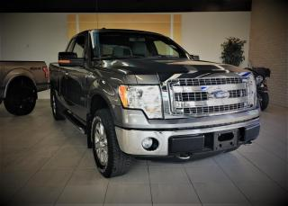 Used 2013 Ford F-150 XLT/XTR - CHROME - 4X4 - V8 - WOW for sale in Drummondville, QC