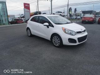 Used 2013 Kia Rio5 Hayon 5 portes, boîte manuelle, EX for sale in Beauport, QC