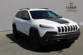 Used 2016 Jeep Cherokee 4WD 4dr Trailhawk for sale in Courtenay, BC