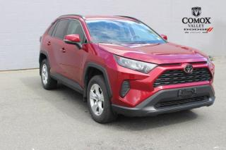 Used 2019 Toyota RAV4 AWD LE for sale in Courtenay, BC