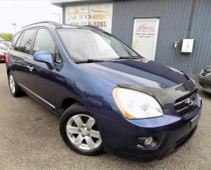 Used 2008 Kia Rondo ***EX,7 PASSAGERS,BAS KILO,A/C*** for sale in Longueuil, QC