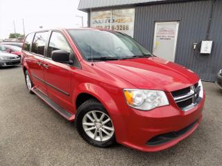 Used 2012 Dodge Grand Caravan ***SE,7 PLACES,MAGS,A/C,TRES PROPRE*** for sale in Longueuil, QC