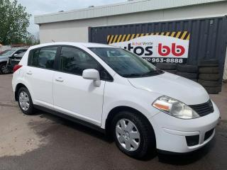 Used 2009 Nissan Versa ( AUTOMATIQUE - HATCHBACK ) for sale in Laval, QC