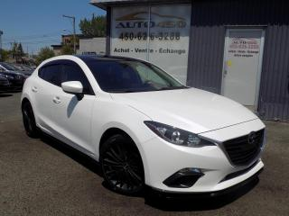 Used 2016 Mazda MAZDA3 ***SPORT,AUTOMATIQUE,AUCUN ACCIDENT*** for sale in Longueuil, QC