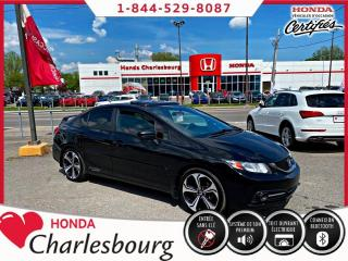 Used 2015 Honda Civic SI 4 PORTES **66 308 KM** for sale in Charlesbourg, QC