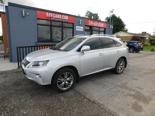 2013 Lexus RX 350 | Leather | Sunroof | Navigation | Backup Camera