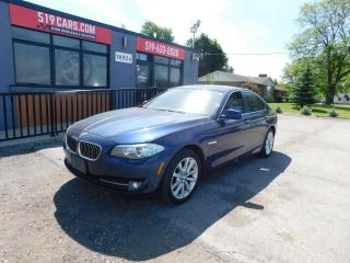 Used 2013 BMW 5 Series 528i xDrive for sale in St. Thomas, ON