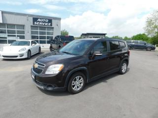 Used 2014 Chevrolet Orlando LT for sale in St. Thomas, ON
