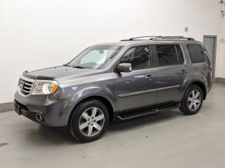 Used 2014 Honda Pilot 4WD 4dr Touring for sale in Toronto, ON
