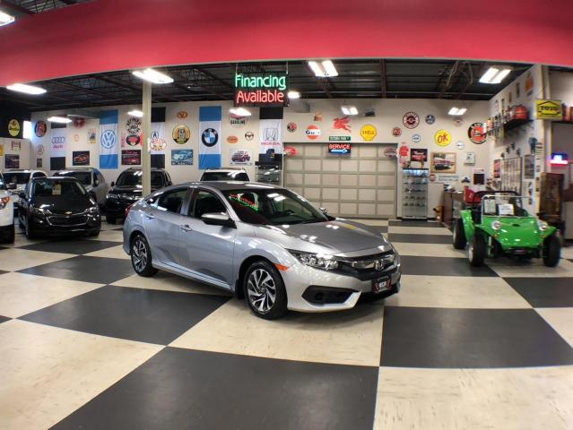 2018 Honda Civic Sedan AUT0 A/C CRUSIE BLUETOOTH BACKUP CAMERA 52K