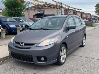 Used 2007 Mazda MAZDA5 for sale in Scarborough, ON