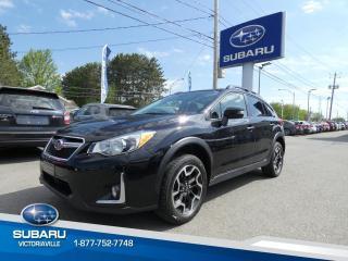 Used 2017 Subaru XV Crosstrek **Limited** 5 portes CVT for sale in Victoriaville, QC