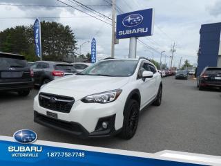 Used 2018 Subaru XV Crosstrek **Tourisme** CVT for sale in Victoriaville, QC