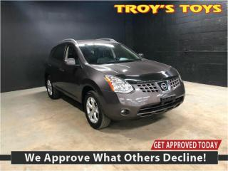 Used 2010 Nissan Rogue SL for sale in Guelph, ON