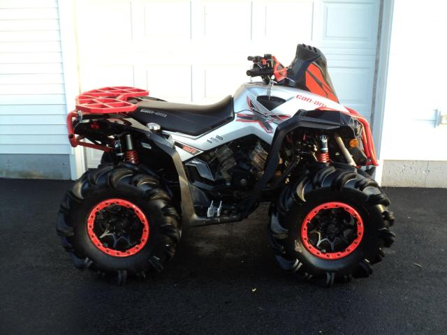 2016 Can-Am Renegade 1000 XMR PS
